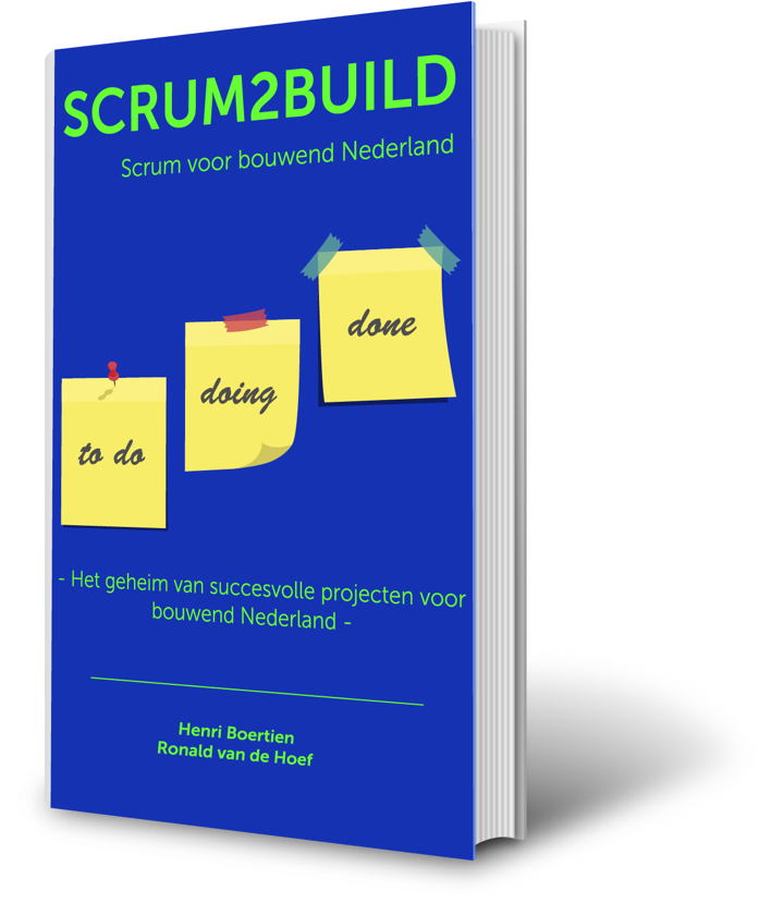 scrum2build ebook priom scrum voor bouwend nederland